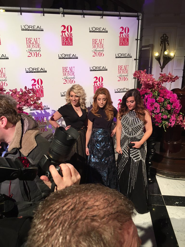 @OG3NE looking fab! #BeauMondeAwards https://t.co/muM23YIgxL