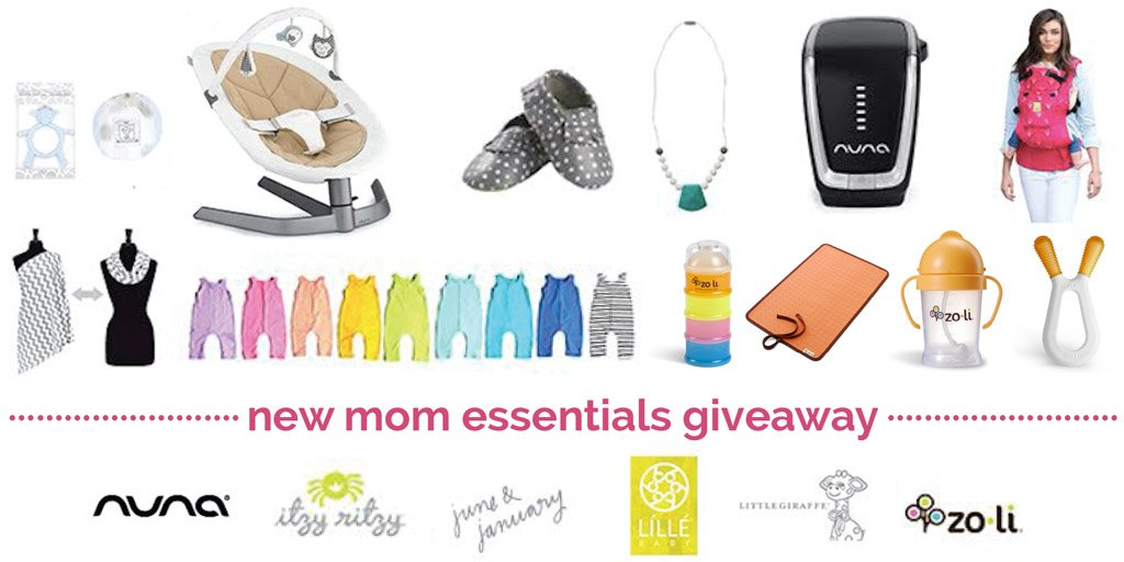 Our New Mom Essentials giveaway has launched! Enter to win more than $700 in products! https://t.co/dYcze4bIyc https://t.co/8bIVORDccd