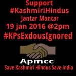 RT @vinodkoul13: @AnupamPkher Join all at janter manter19th January 2.00 pm onwards. Apmcc request everyone to assemble https://t.co/9TCjG3…