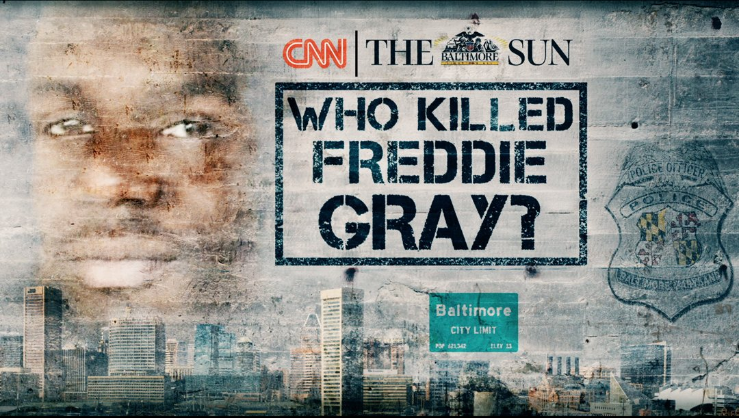.@CNN will air a special report on Freddie Gray, produced with The Sun, tomorrow night. https://t.co/DboREUQw3i https://t.co/59Djr5BeDO