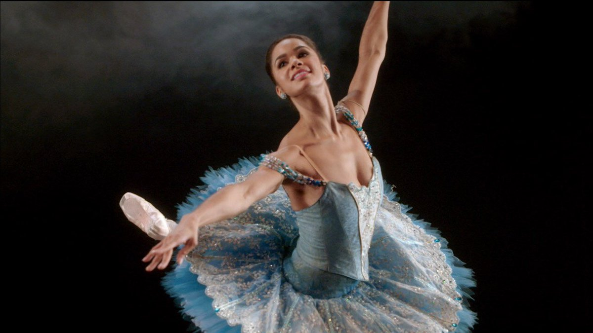 The incredible @mistyonpointe talks about her place in history as an Af-Am ballerina: https://t.co/Jj9UnVJb9T https://t.co/xUp8BFmkfE