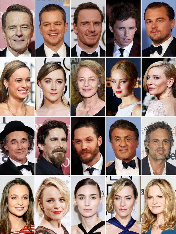 "Actors nominate actors. THE ""ACADEMY"" DOES NOT NOMINATE ACTORS. Actors nominate actors. Remember this #OscarsSoWhite https://t.co/dTPKr5kt8V"