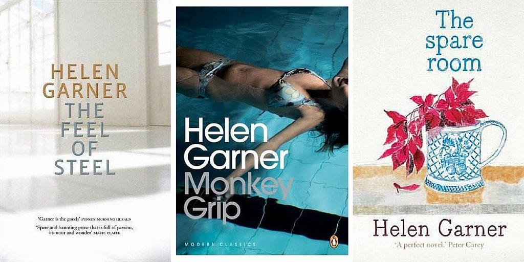 My #StellaSpark today is Helen Garner. For these, and many more. https://t.co/Eex8kwvfv4