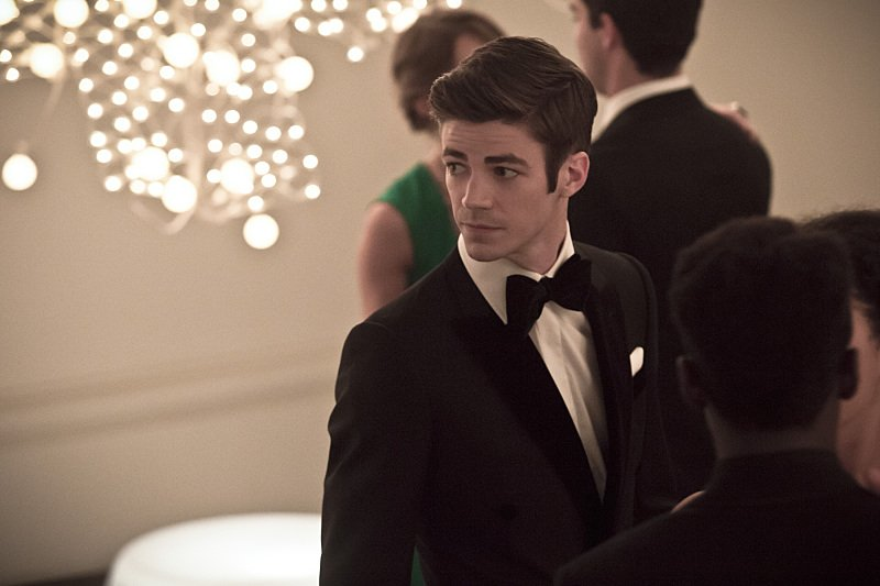 #TheFlash winter premiere has some
