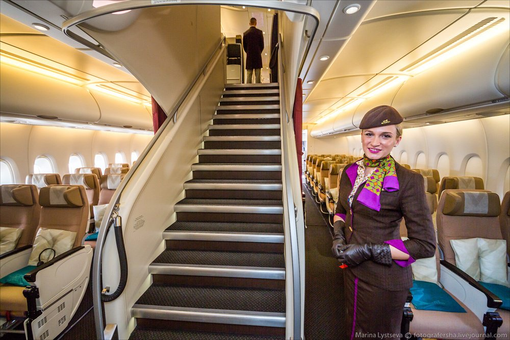 Want to know what it's like to travel in style on board our luxurious A380's?  Read more: