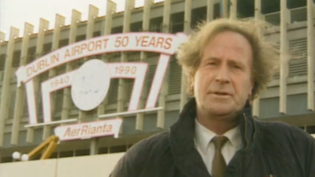 RT @RTEArchives: Golden Jubilee of @DublinAirport celebrated OnThisDay 1990 Watch: