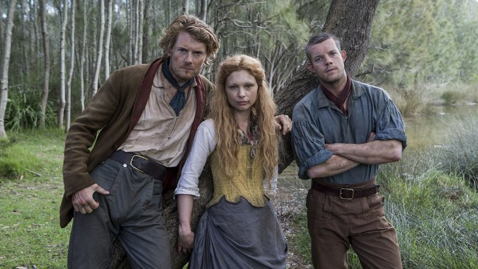 BBC Brings 'Banished' to American Audiences on iTunes
