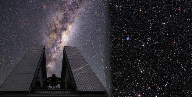 Astrônomos da USP identificam estrela rara que pode revelar mistérios sobre a Via Láctea https://t.co/cz9Fot32j8 https://t.co/NFGQWp9Lha