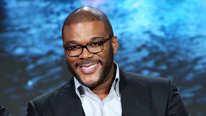 Tyler Perry is shooting