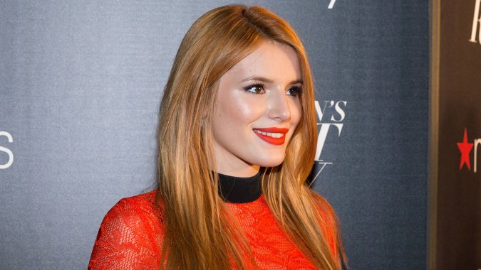 .@BellaThorne joins Tyler Perry's 'Boo! A Madea Halloween'