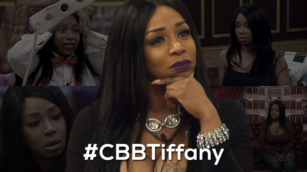 If you want #CBBTiffany to stick around tonight then RT to show your support. #CBB https://t.co/AHmvxRY5oM