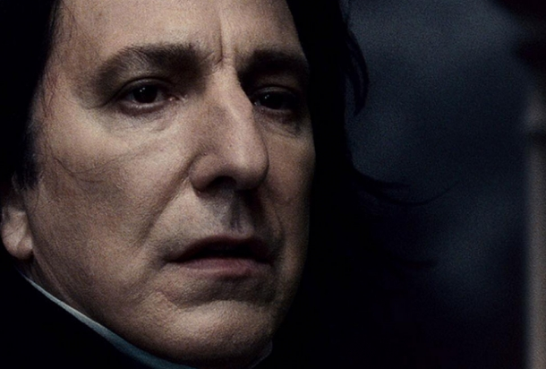 J. K. Rowling finally reveals *that* emotional Harry Potter secret she told Alan Rickman...