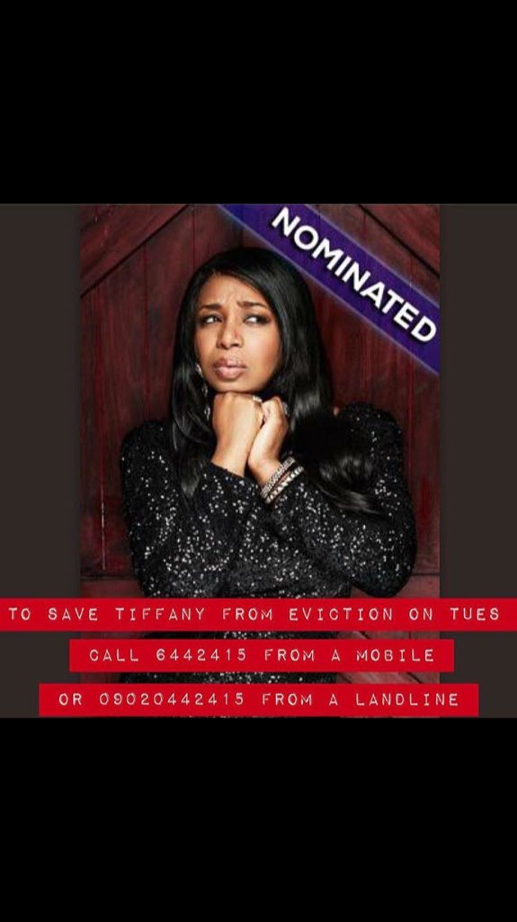 Yo Twitter friends @TiffanyPollard  is really not safe! Vote peeps! https://t.co/E6fexnmpM2