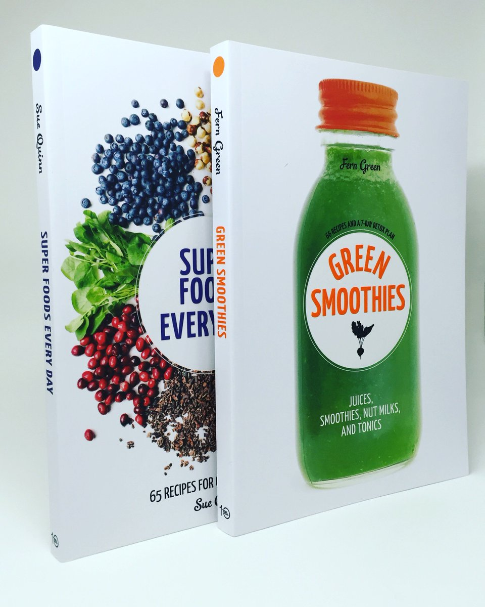 Eating healthy for 2016? RT for a chance to #win a copy of Super Foods Every Day + Green Smoothies. #sweepstakes https://t.co/arDnt6d4nq