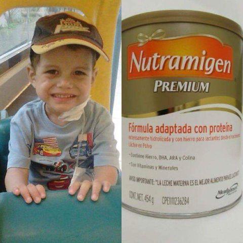 CHUVI JIMENEZ (@CHUVIJIMENEZ): Se busca NUTRAMIGEN para bebe q perdió Esófago. Se la dan por Manguera. 04248014516 @Porlagoma @Zapata_zos @Yosefmel https://t.co/vqrVGYDYAB