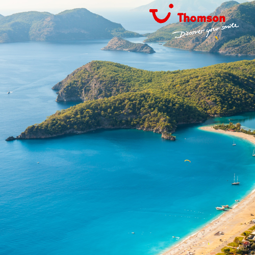 Save up to third on your summer escape from Aberdeen to Turkey with Thomson T&C's apply