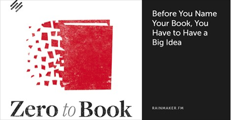 Want to write a book? Listen to Zero to Book. Now on iTunes! https://t.co/GDH9Ur8Ecd cc @JeffGoins https://t.co/sMcXrUcrY1