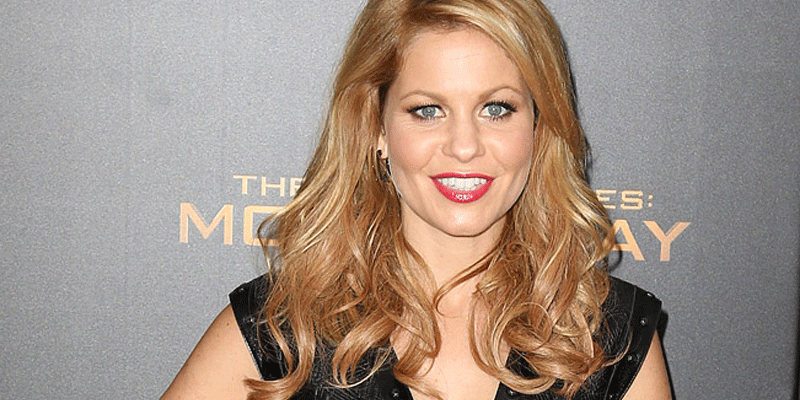 ICYMI: Candace Cameron-Bure walked off The View during commercial break, is battling the flu