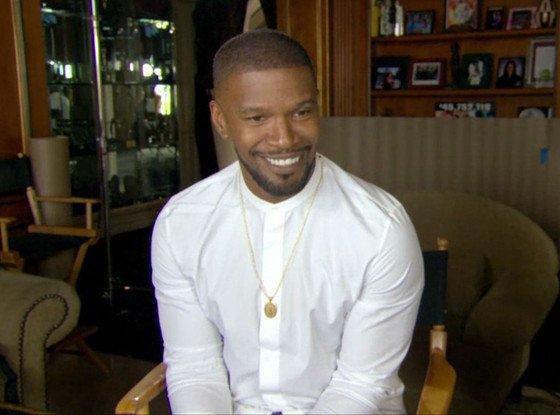 Jamie Foxx is a real life hero! Find out how he rescued a man from a burning car: