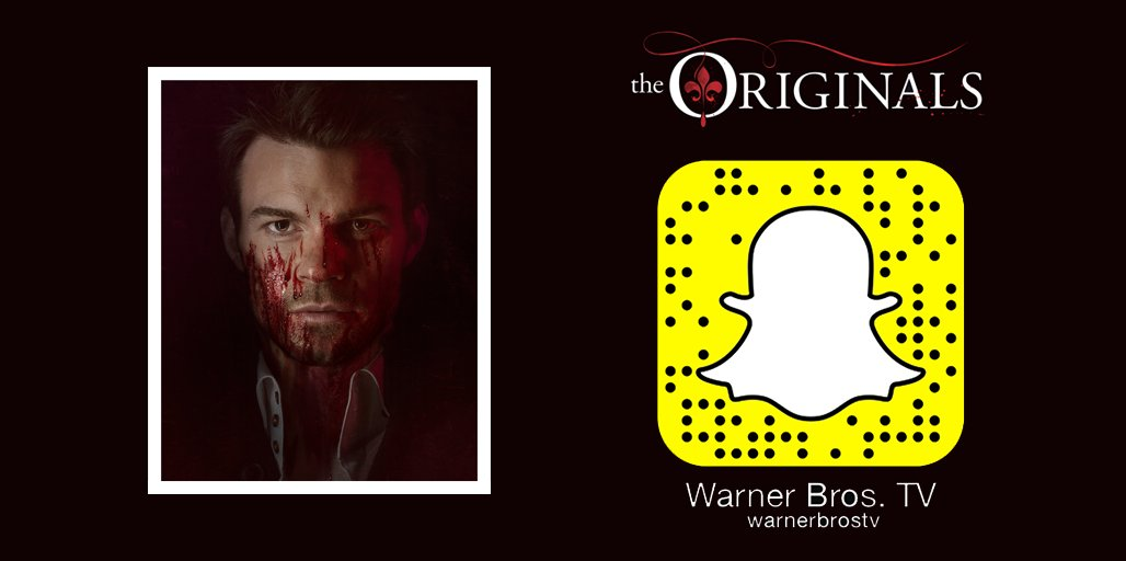 the originals snapchat