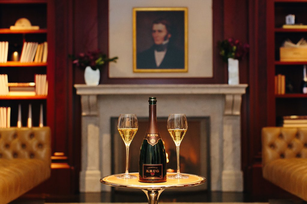 #Krug2002 is released after 14 years resting in Krug cellars https://t.co/vjhsgHDToo