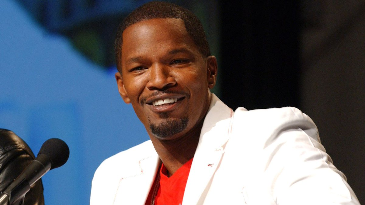 Jamie Foxx, Literal Hero, Helps Save Driver After A Fiery Crash