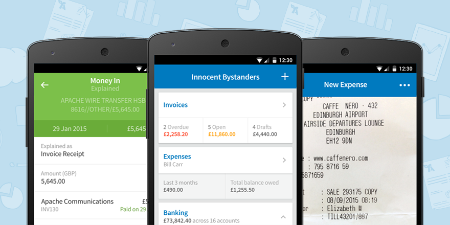 Exciting news! The FreeAgent #Android app is alive! Download it here: https://t.co/BFuHzBig6O https://t.co/aJFZH0M3Ed
