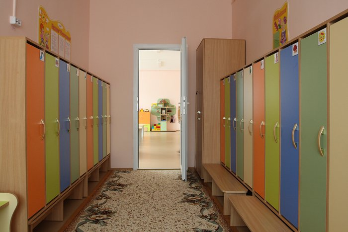 Ремонт детского сада с
