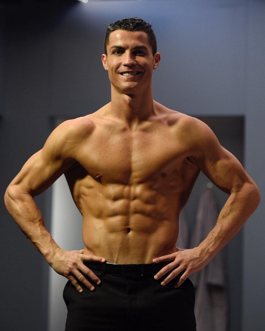 Image result for ronaldo body
