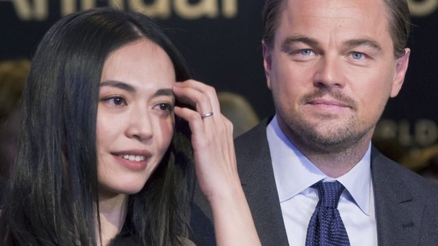 Leonardo DiCaprio attacks 'corporate greed' of oil, gas and coal companies #Davos https://t.co/QCKH0s2aVi https://t.co/RbRYbNon1M
