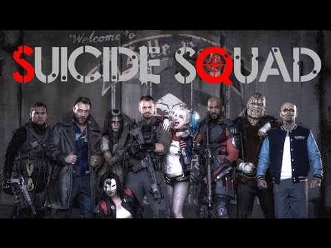 @squirrols just saw the newest @SuicideSquadWB trailer! Absolutely blown away! check it out https://t.co/GCt7cbAqQx https://t.co/NiMDTtmzdD
