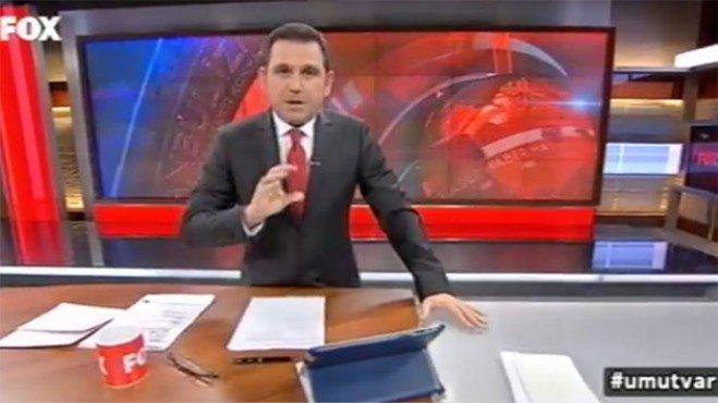 Portakal: Gazeteciyim soytarı değilim o lafı iade ediyorum https://t.co/2t9wuAIVfP https://t.co/0tbGo6SmA8