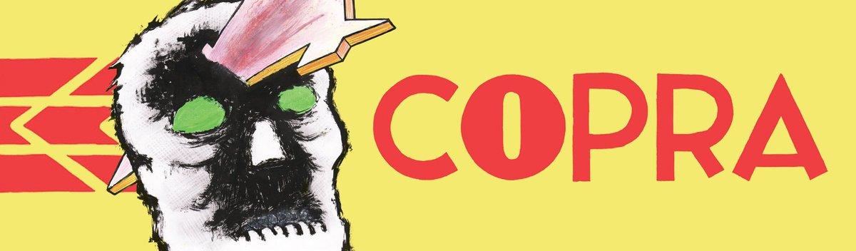 COPRA is now on @comiXology -- Spread the word and catch up with revenge