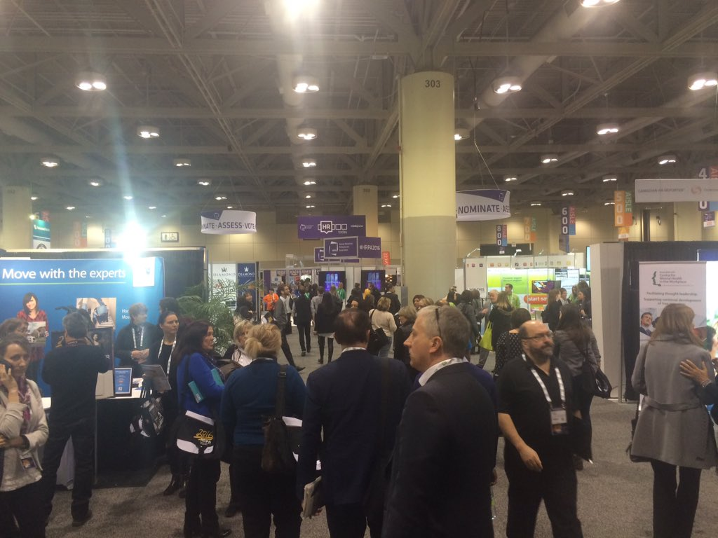 Be sure to visit #HRPA2016's great Trade Show Exhibitors Jan 20-22! Admission is FREE - https://t.co/jAPA0t63ph https://t.co/5qr8NEv7eN