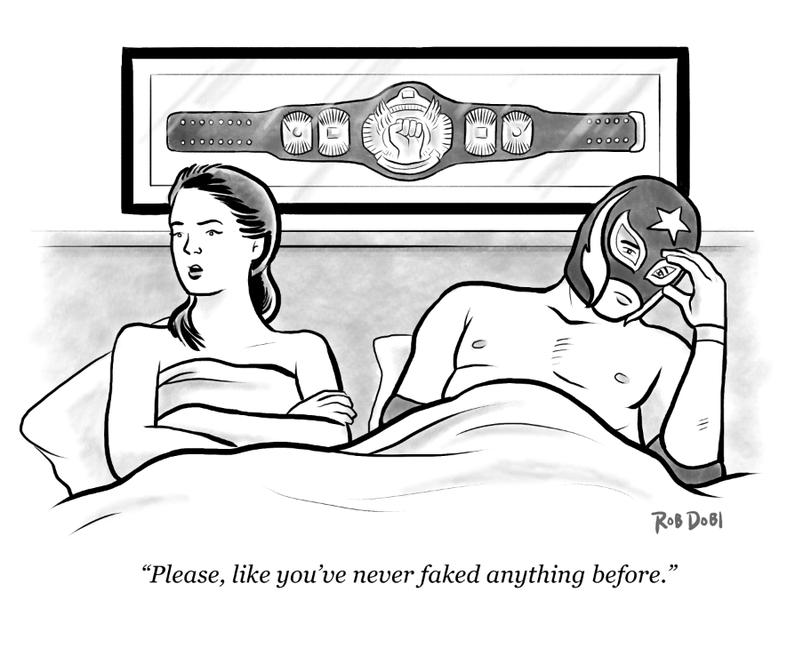 so i've been submitting cartoons to the new yorker and this is probably rejected but who really knows. https://t.co/epq7sGSKK5