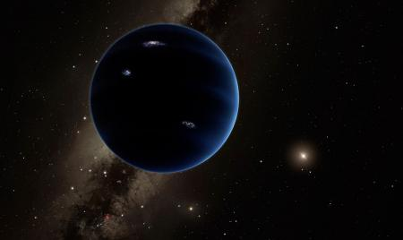 Caltech researchers @Plutokiller and @kbatygin find evidence of a real ninth planet. #PlanetNine #Astronomy https://t.co/jX9RYFNM31
