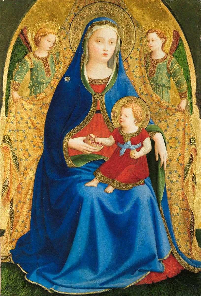 El @museodelprado adquiere La Virgen de La Granada de Fra Angelico https://t.co/UqRj2K2dUJ https://t.co/0uxTTNAMtE