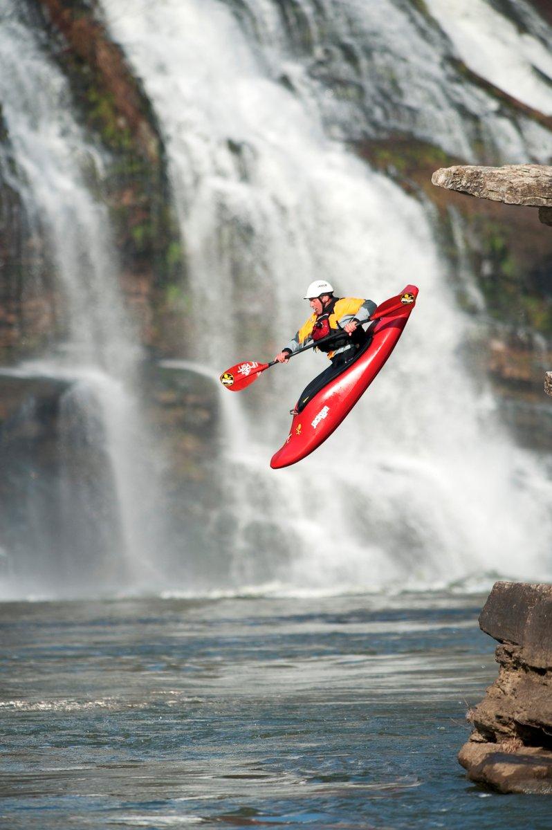 Eric Jackson can #kayak through water or air. Rock Island State Park, #Tennessee. @NikonUSA @SanDisk https://t.co/VGkHsuQleH