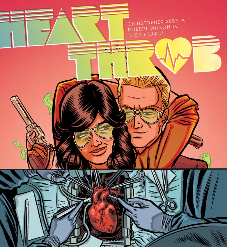 HEARTTHROB solicit is up! It will be a comic you can read very soon! #comicmarket https://t.co/0TwRi9rvmx https://t.co/AnDspmc4qh
