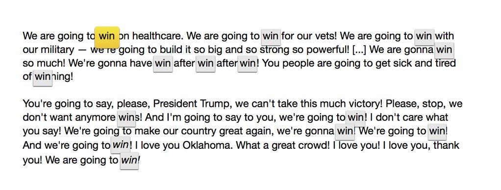Trump's closer in Tulsa vs. Rick Sanchez's closer in pilot episode of Rick and Morty (h/t @cd_hooks) https://t.co/NZl2F5CUmn