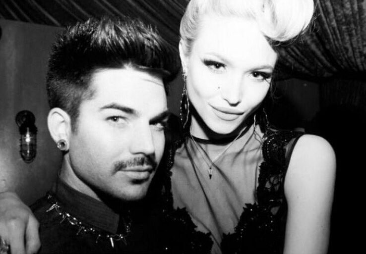 I love you and miss you my aquarian brother @adamlambert wish you were here to share our bdays together!!!! https://t.co/e9qcgkFoeu