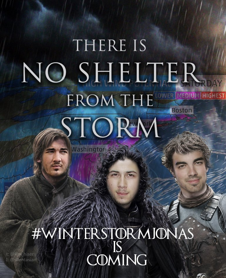 Taking a break from #HSM10 for this weather update. #WinterStormJonas Stay warm east coast. https://t.co/aqFJ2d6KRI