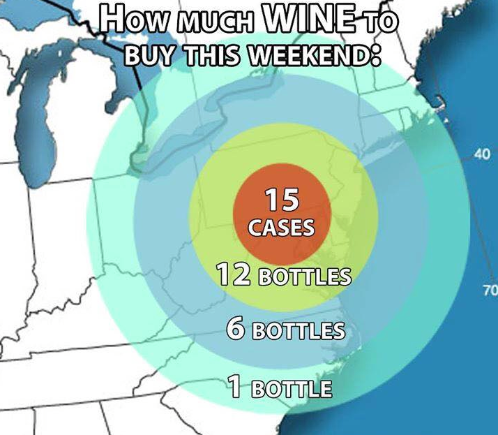 Mid-Atlantic Pinot Noir peeps! Prepare appropriately for the icy onslaught! #wine https://t.co/zESN9Fb7Er