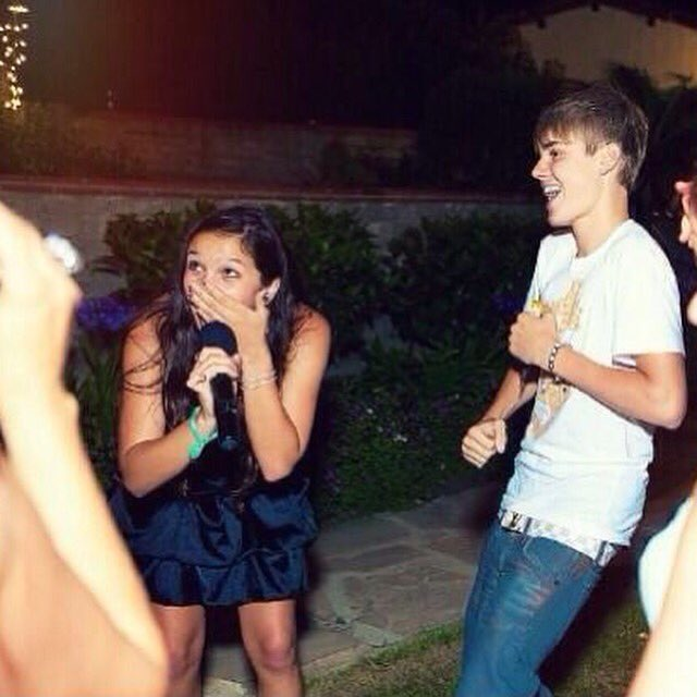 Back in 2011, @justinbieber crashed my cousin's wedding. Tune into Greatest Party Story Ever tomorrow night on @MTV! https://t.co/K1R6S8YcMA