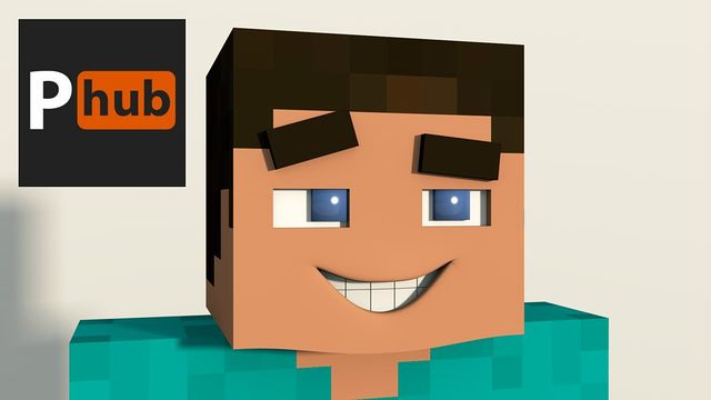 Minecraft Porn Is At The Top Of Pornhubs Most Popular Searches Because We Are