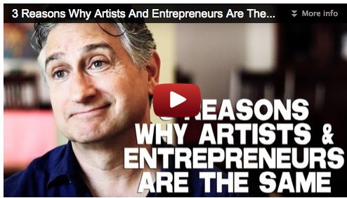 3 Reasons Why #Artists & #Entrepreneurs Are The Same https://t.co/ctnO9prK4l #creative #ideas #innovation #startup https://t.co/GLjnJ9rcLw