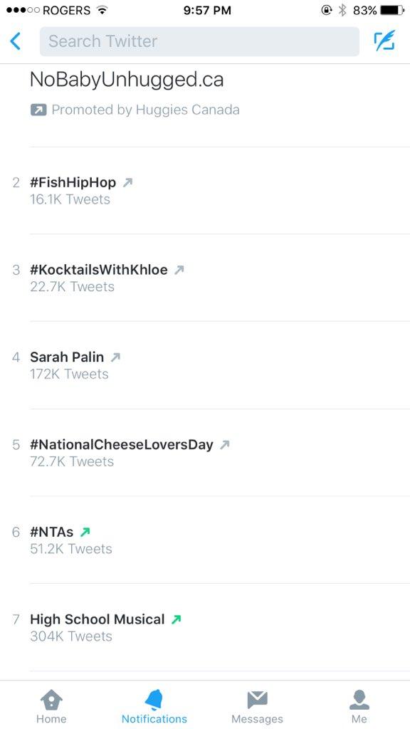 RT @WeAdoreKoKO: WAIT WHAT?!! @khloekardashian I'm so proud of you!!!!! It's trending???????????????? #KocktailsWithKhloé https://t.co/RtE33Jj4Mr