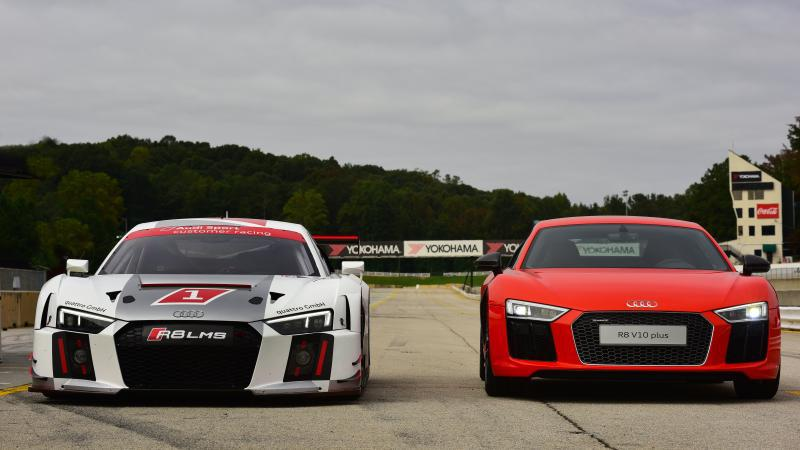 2017 Audi R8, a road car with a racing DNA, gets a price tag https://t.co/4JbokTZts6 https://t.co/H3tSJ2JVn1