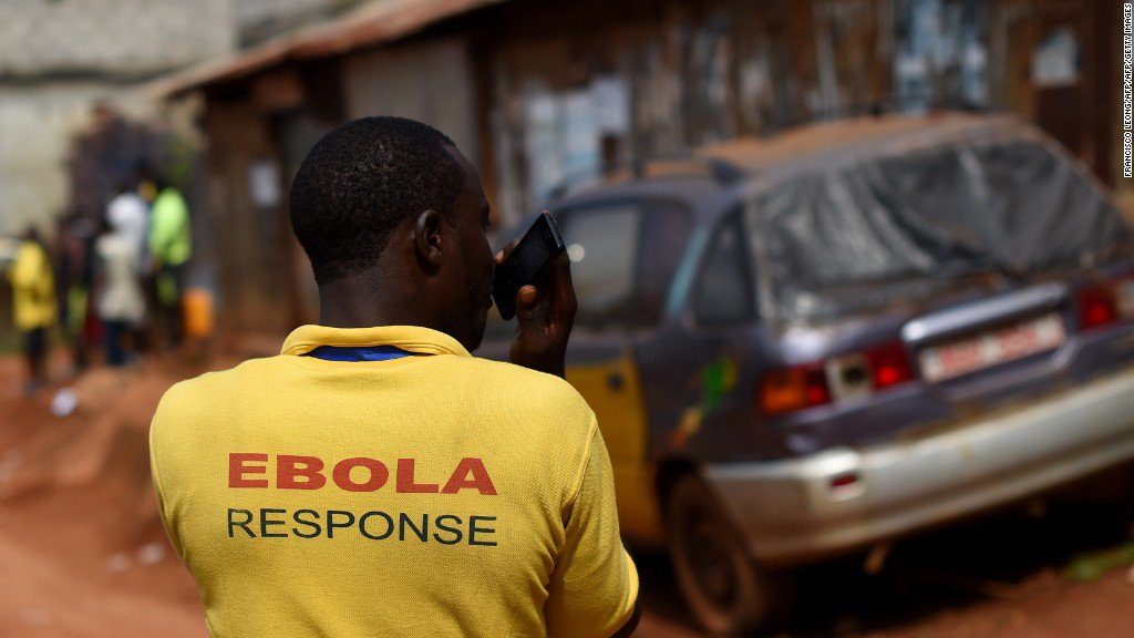 BREAKING: Sierra Leone has second Ebola case after outbreak's declared end