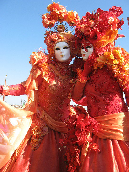 Venice will celebrate Carnevale from Jan 23-Feb 9. A visit to this magical city is a must.